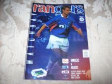 Rangers v Heart Of Midlothian, 2001/02
